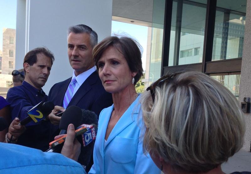 Former Atlanta U.S. Attorney Sally Yates will testify before a Senate panel next week.