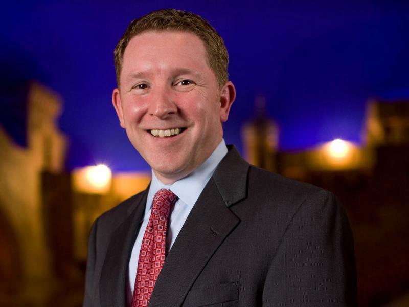 Fox Theatre President and CEO Allan Vella