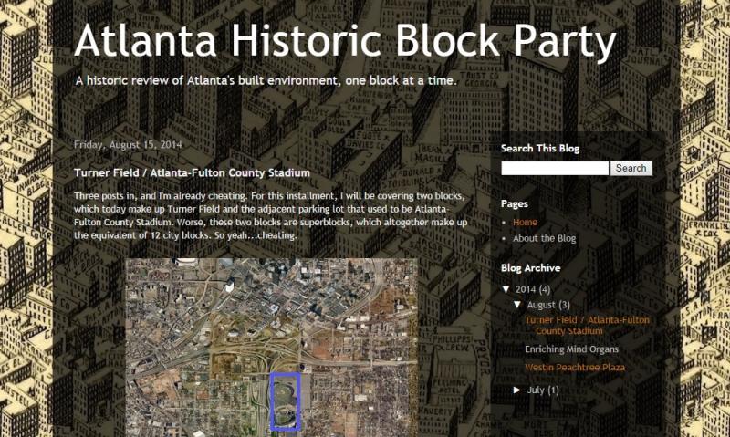 Atlanta Historic Block Party