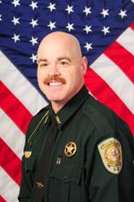 Tom Caldwell, the Chief Deputy of the Floyd County Sheriff's Office