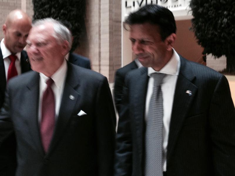 Govs. Nathan Deal and Bobby Jindal
