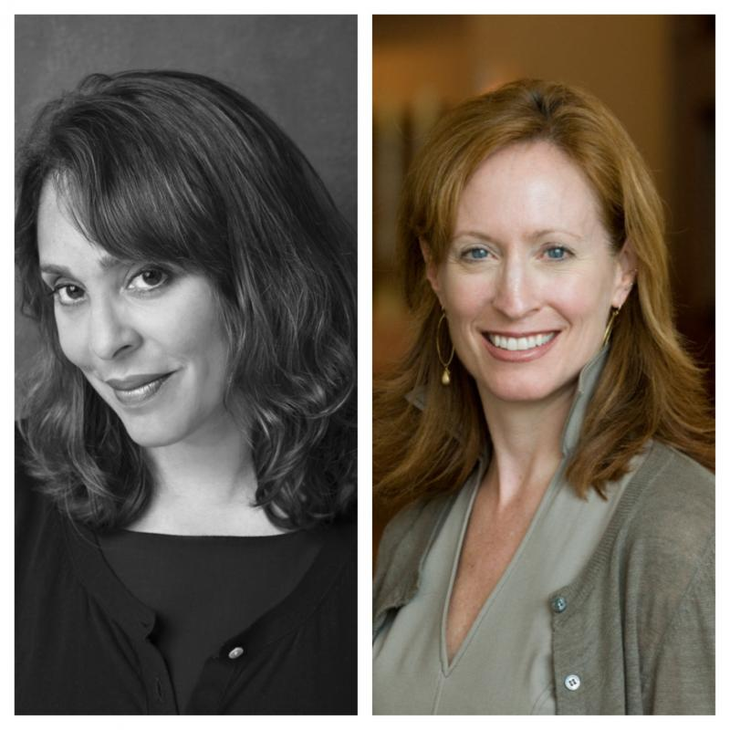 Natasha Trethewey and Susan Booth