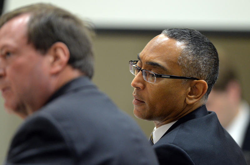 DeKalb County District Attorney Sherry Boston has dropped criminal charges against former county CEO Burrell Ellis.