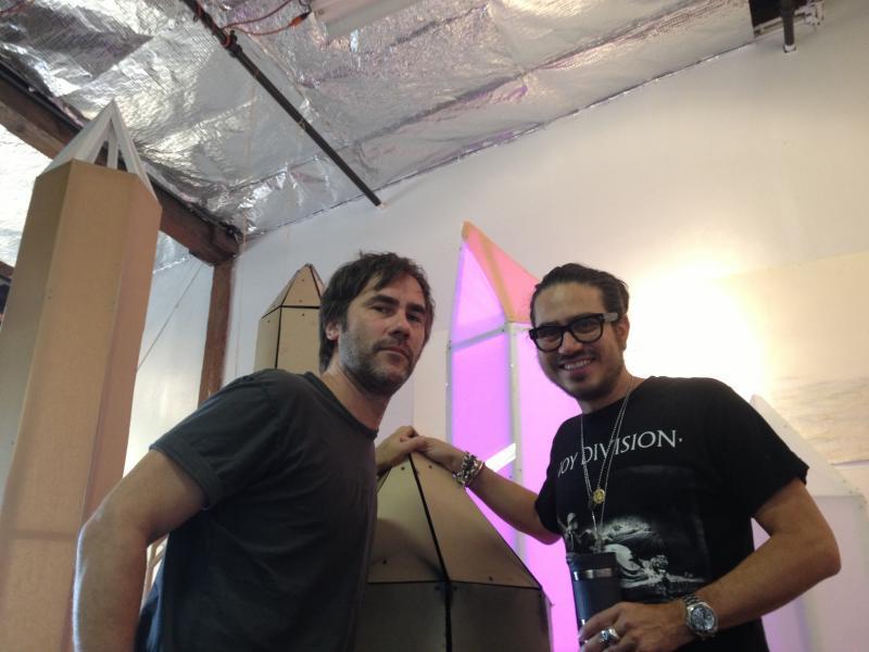 David Baerwalde & Alex Martinez