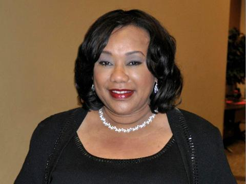DeKalb County Commissioner Sharon Barnes Sutton