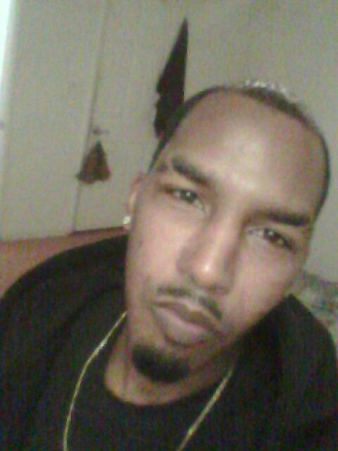 Aeman Lovel Presley, seen here in a picture from his Facebook, is the prime suspect in as many as four recent murders in metro Atlanta.