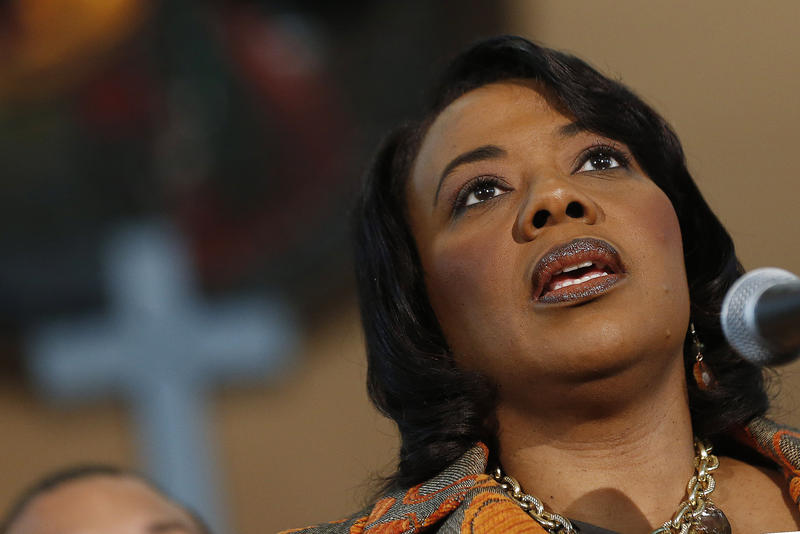 Bernice King is currently in a legal battle with her brothers over her father's Bible and Nobel Peace Prize medal.