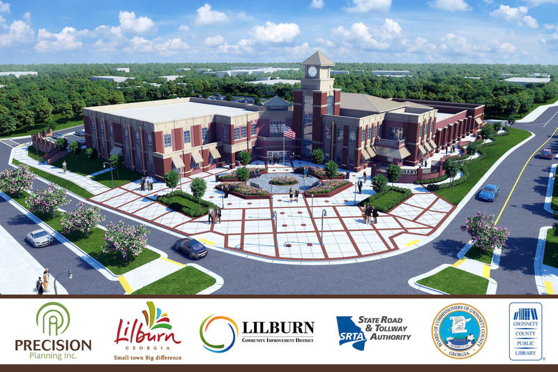 Construction of Lilburn City Hall is expected to cost $10.5 million.