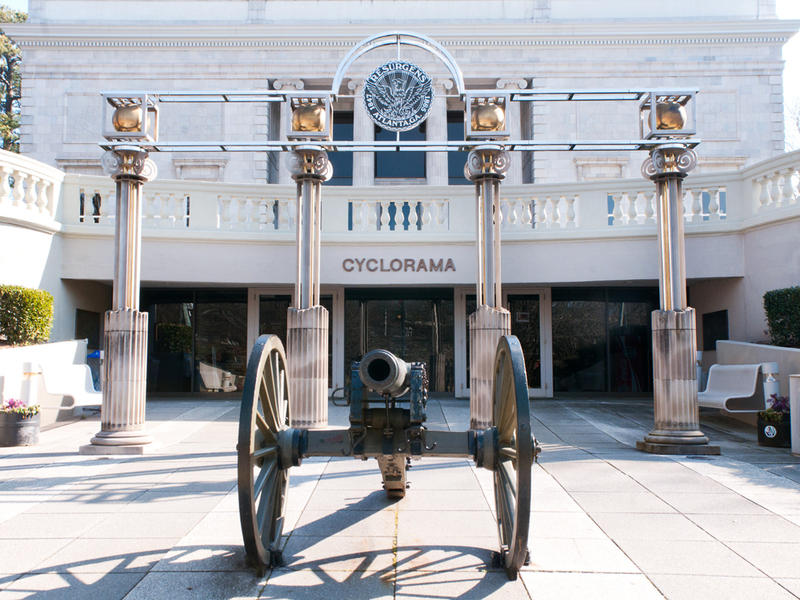 The Atlanta Cyclorama