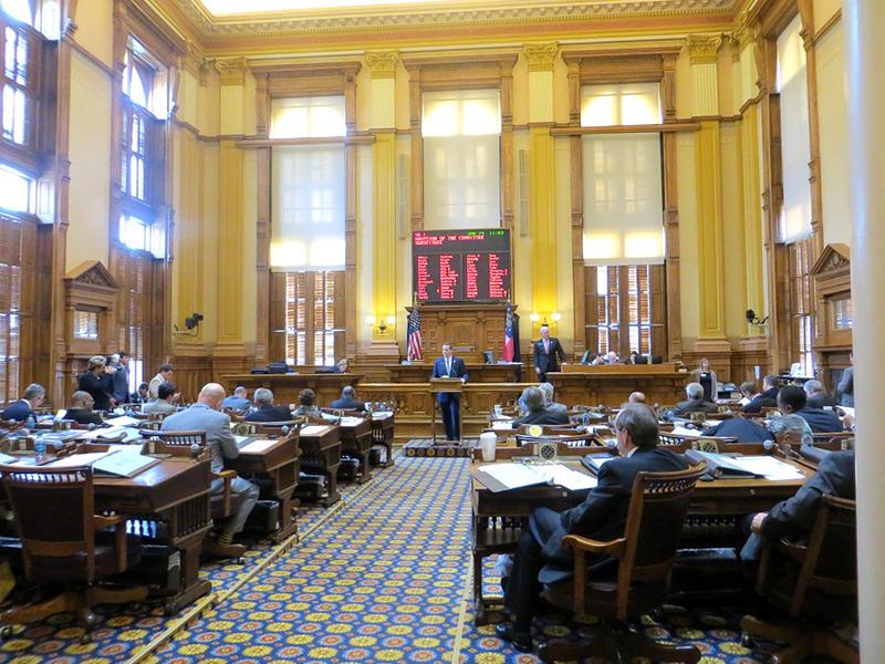 Georgia sick leave laws, Georgia SB 201