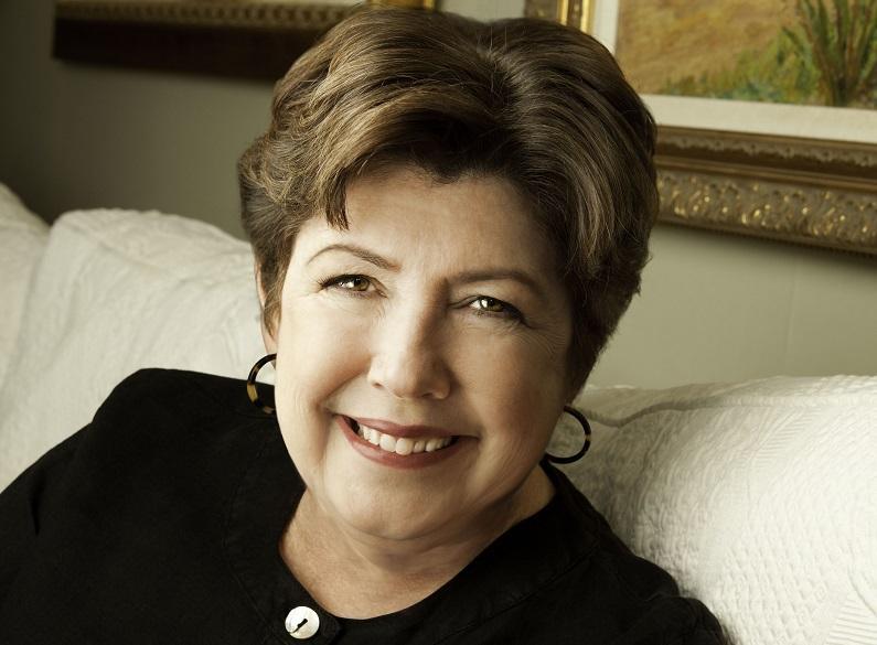 "Atlanta author Mary Kay Andrews (Kathy Trocheck) says Harper Lee's ""To Kill a Mockingbird"" influenced her own writing."