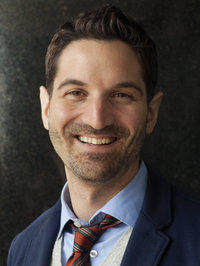 "NPR's Guy Raz, host of ""The TED Radio Hour."""