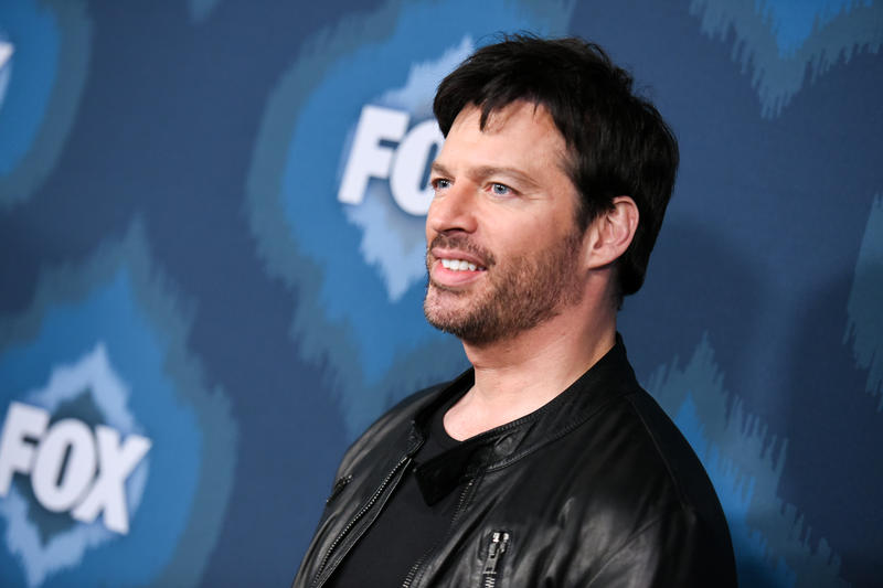 Harry Connick Jr. arrives at the Fox Winter TCA All Star Party on  Jan. 17, 2015, in Pasadena, California.