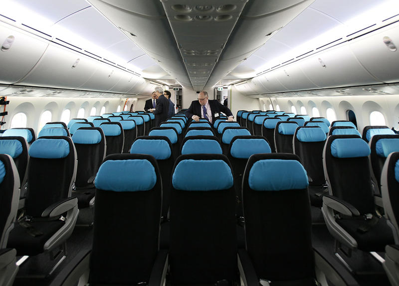 Overhead bins often fill up before all passengers board a plane. Some say that's one reason airlines support newly-proposed guidelines for smaller carry-ons.
