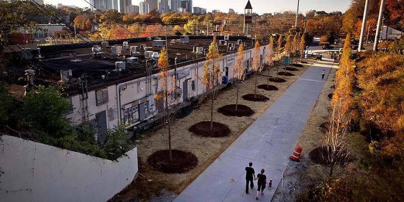 Ryan Gravel, the man behind the Atlanta BeltLine, discusses his new project with the city, the Atlanta City Design Project, on ''Closer Look.''