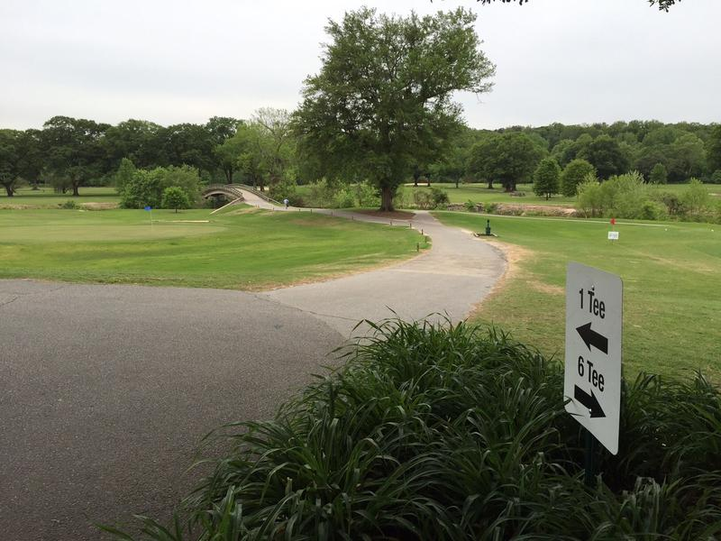 This summer, Atlanta City Council voted to give the Bobby Jones Golf Course to the state in exchange for a parking deck and state property near Underground Atlanta.