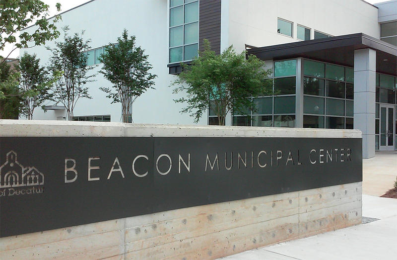 Beacon Municipal Center in Decatur