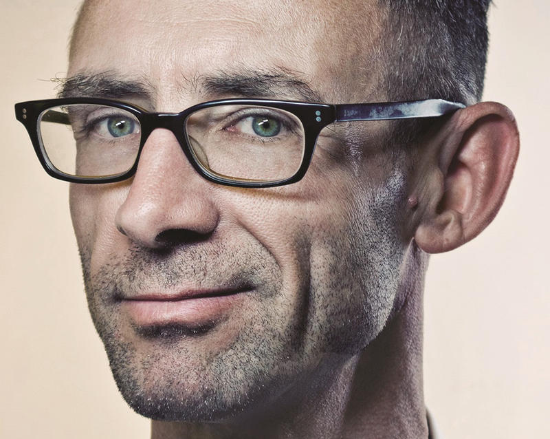 Chuck Palahniuk, author of Fight Club, appears in Atlanta on May 27