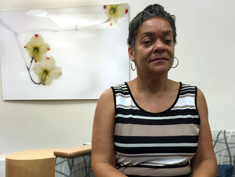 Renee Mitchell, 63, is thankful to have health insurance. But the silver-level plan she purchased through Georgia's federally-run insurance marketplace carries a high deductible and steep co-pays. In the past, Mitchell has put off medical procedures, but