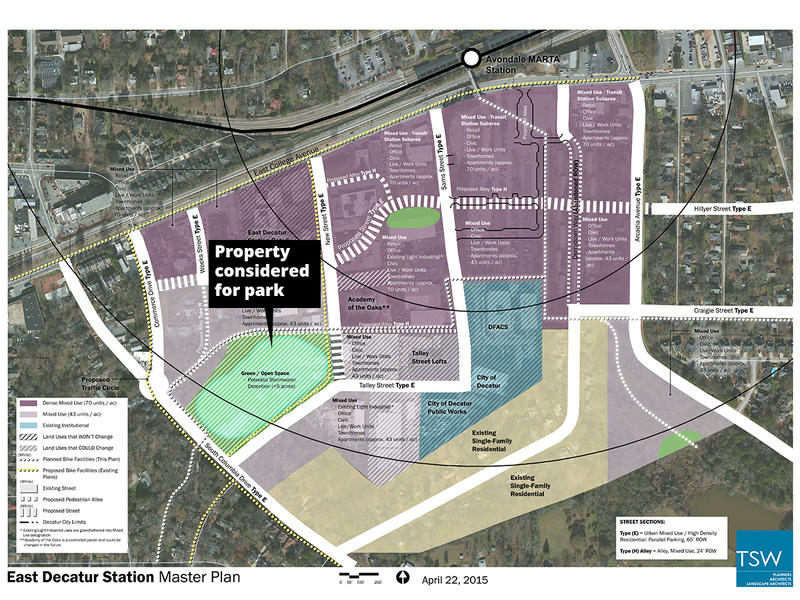 Decatur considers new park