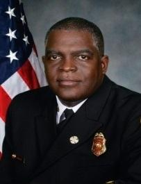 Joel Baker is the new chief of the Atlanta Fire Rescue Department.