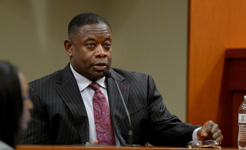 Kelvin Walton, a top witness in the state's case against suspended DeKalb County CEO Burrell Ellis, continued his testimony Wednesday in Superior Court.