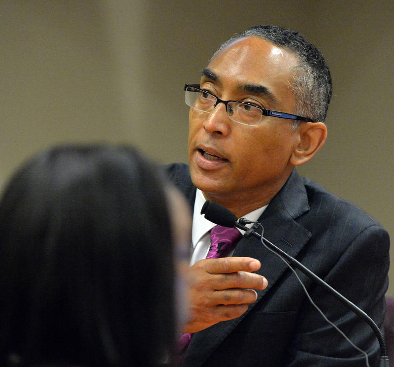 Burrell Ellis testifies in his corruption retrial