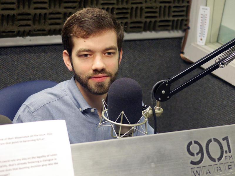 Author Matthew Vines