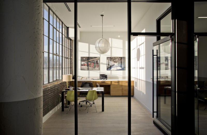 ...and office space at Ponce City Market