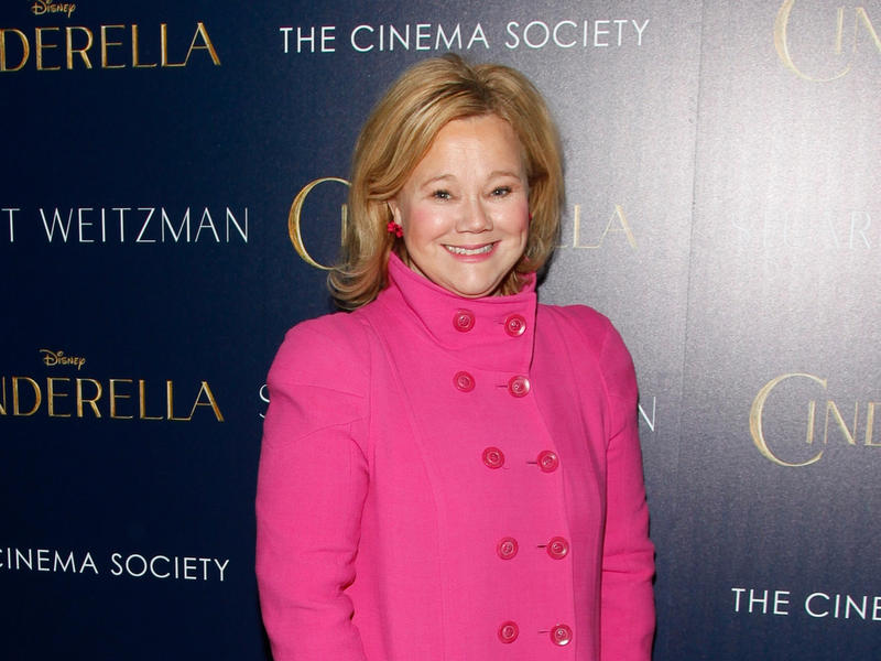 "Caroline Rhea attends a special screening of ""Cinderella"", hosted by Disney and The Cinema Society, at the Tribeca Grand Hotel on Sunday, March 8, 2015, in New York."