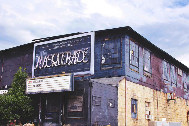 The Masquerade on North Ave., formerly the Excelsior Mill, is slated for redevelopment.