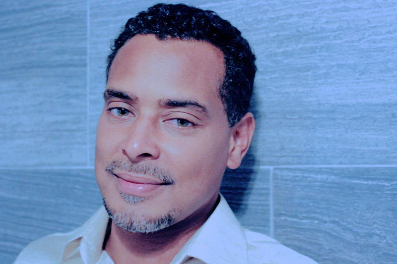 Writer, performer and attorney Mike Molina worked with New Orleans youths in Atlanta, as part of a project he started called ''New Roots.''