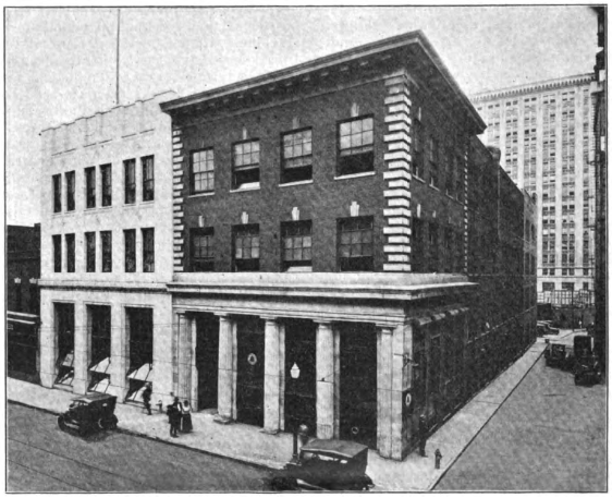 Historic Bell Building