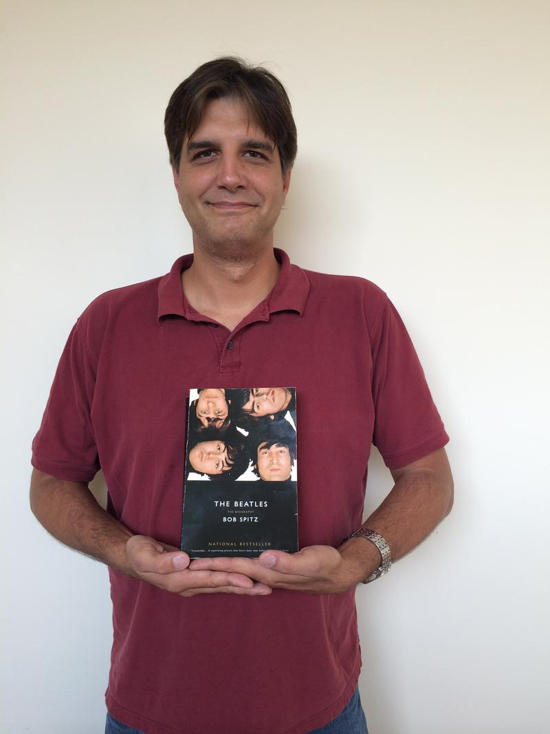 Of the dozens of books WABE's John Lorinc has read about the Beatles, this is his favorite.