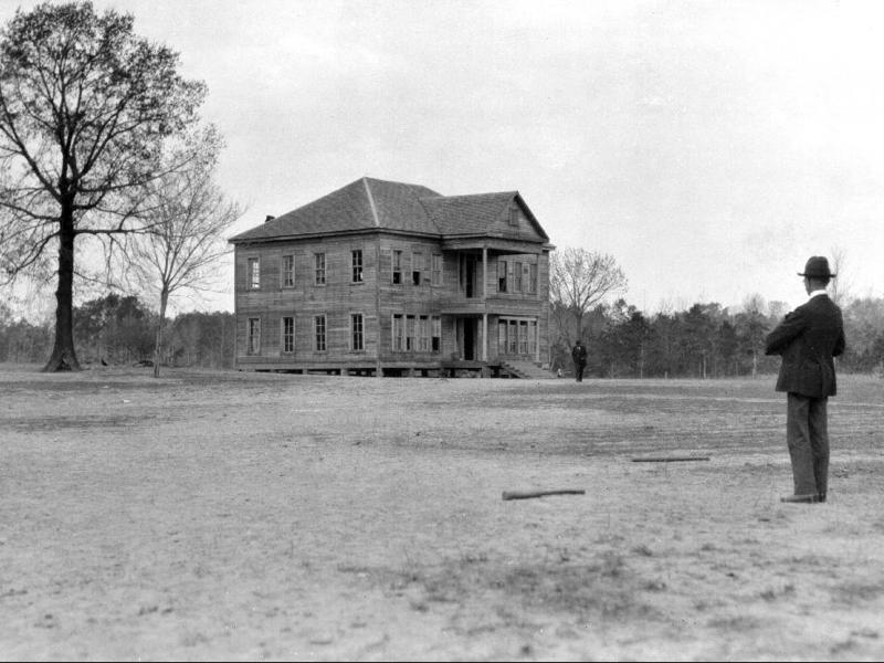 By the 1930s, there were more than 5,000 Rosenwald schools built around the rural South.