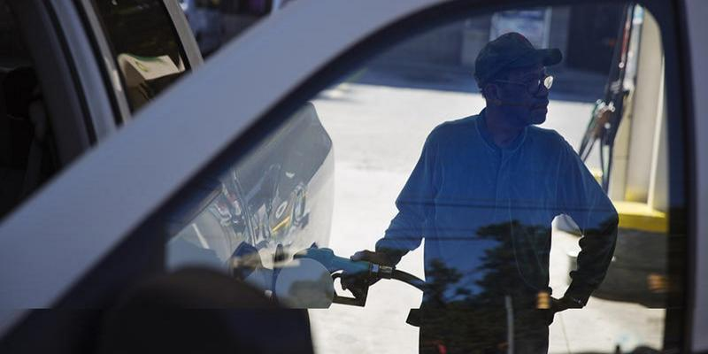 Prices at the pump in Atlanta have dropped more than a dollar over the past year.