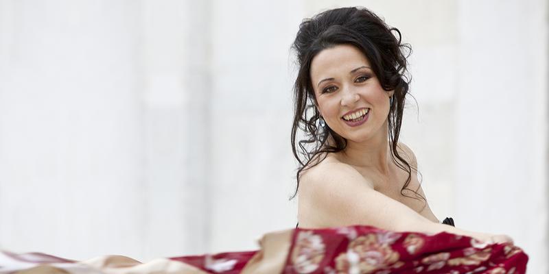 Maria Luigia Borsi is performing the leading role of Mimi in ''La Boheme'' at the Atlanta Opera.
