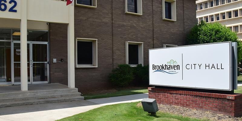 Brookhaven officials are working on long-range improvement plan for the city's future.