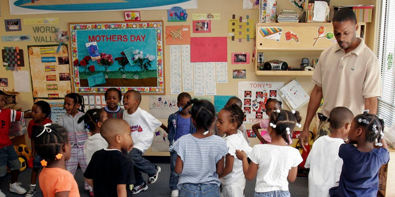 A new national report says most early education teachers, including Georgia's, deserve a raise.