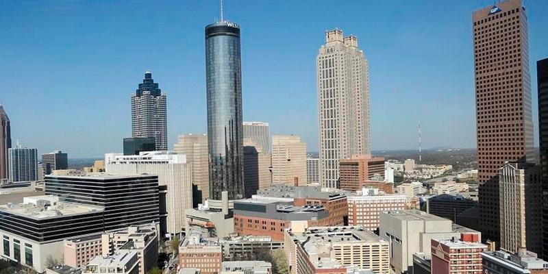 Atlanta was named third on Forbes' list of emerging tech meccas.