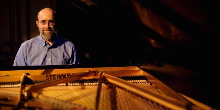 Pianist George Winston lists among his sources of inspiration Professor Longhair, Vince Guaraldi, the late Allen Toussaint and The Doors.