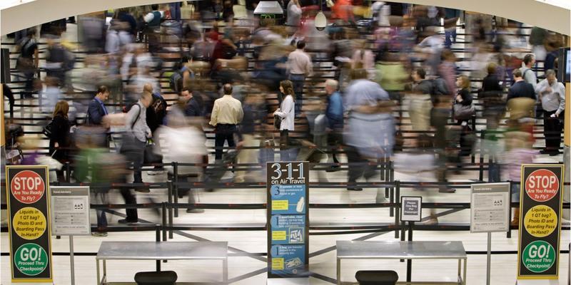 Roughly 83,000 passengers will travel though Hartsfield-Jackson Atlanta International Airport on Friday.