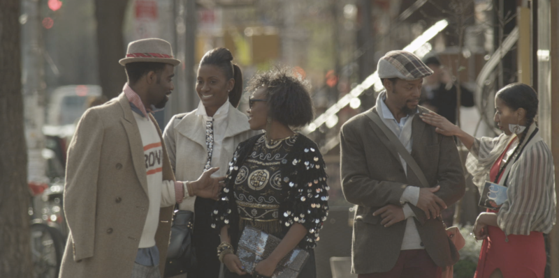 "New York-based filmmaker Nefertite Nguvu's film ""In the Morning"" will screen tonight as part of Atlanta's BrozeLens Film Festival. The film follows a friend group as their lives intermingle over the course of a day."