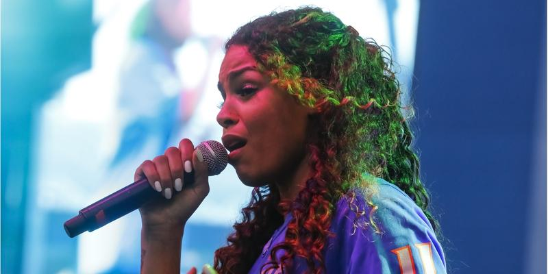 Singer Jordin Sparks will help Atlantans ring in Christmas festivities a bit early by headlining the annual lighting of Macy's Great Tree at Lenox Square on Nov. 22.