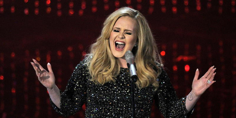 Adele is singing her heart out at Philips Arena on Friday and Saturday.