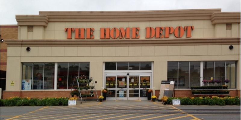 Atlanta-based Home Depot filed a federal lawsuit against Visa, MasterCard and their associated banks.