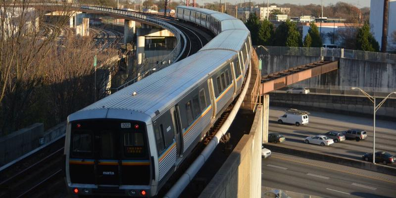A bill that passed the Georgia Legislature on Thursday could allow voters to direct tax money to MARTA.