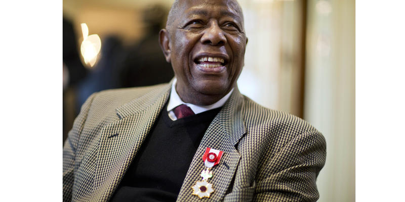 Baseball legend Hank Aaron speaks with Denis O'Hayer about the influence and legacy of Jackie Robinson today on ''Closer Look.''