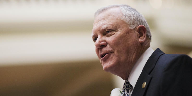 Gov. Nathan Deal's budget proposal includes funds to plug a potential $100 million shortfall in welfare funding.