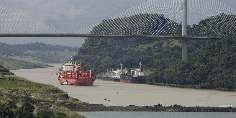 An expansion to the Panama Canal will likely lead to a lot more large ships ending up at the Port of Savannah